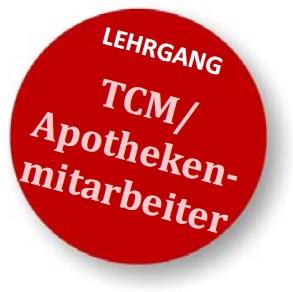 Lehrgang TCM Apothekenmitarbeiter
